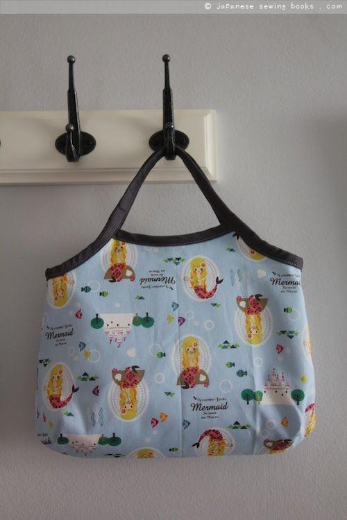 grannybag -  Schnell genähte Tasche