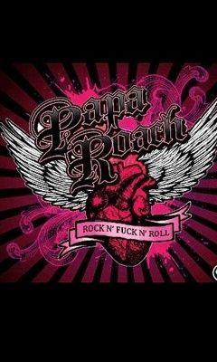 Download Papa Roach 217262 Logos Mobile Wallpapers Papa Roach Papa Mobile Wallpaper