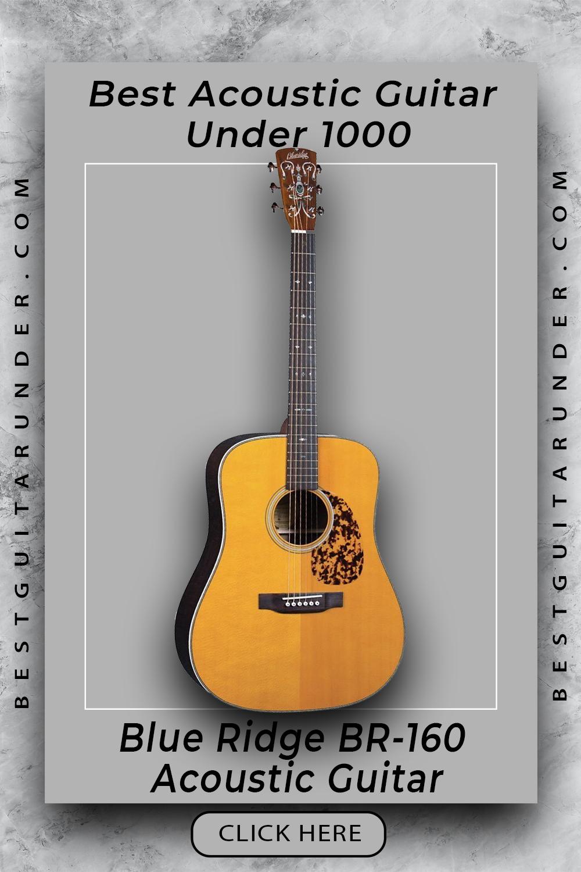 Blue Ridge Br 160 Acoustic Guitar Guitar Best Acoustic Guitar Guitar Reviews