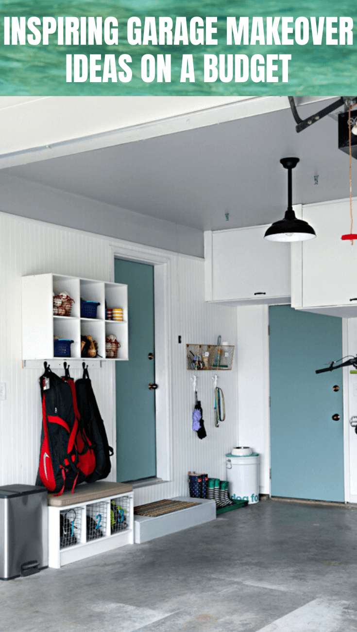 awesome garage makeover ideas on a budget in 2020 garage on inspiring diy garage storage design ideas on a budget to maximize your garage id=74313