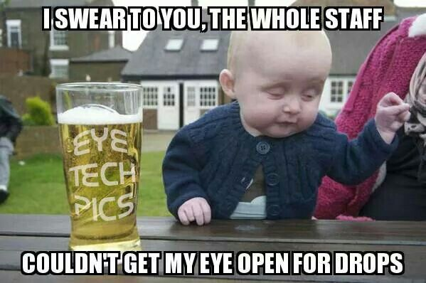 Really Funny Memes For Kids : Drops and kids pediatric ophthalmology amblyopia patches