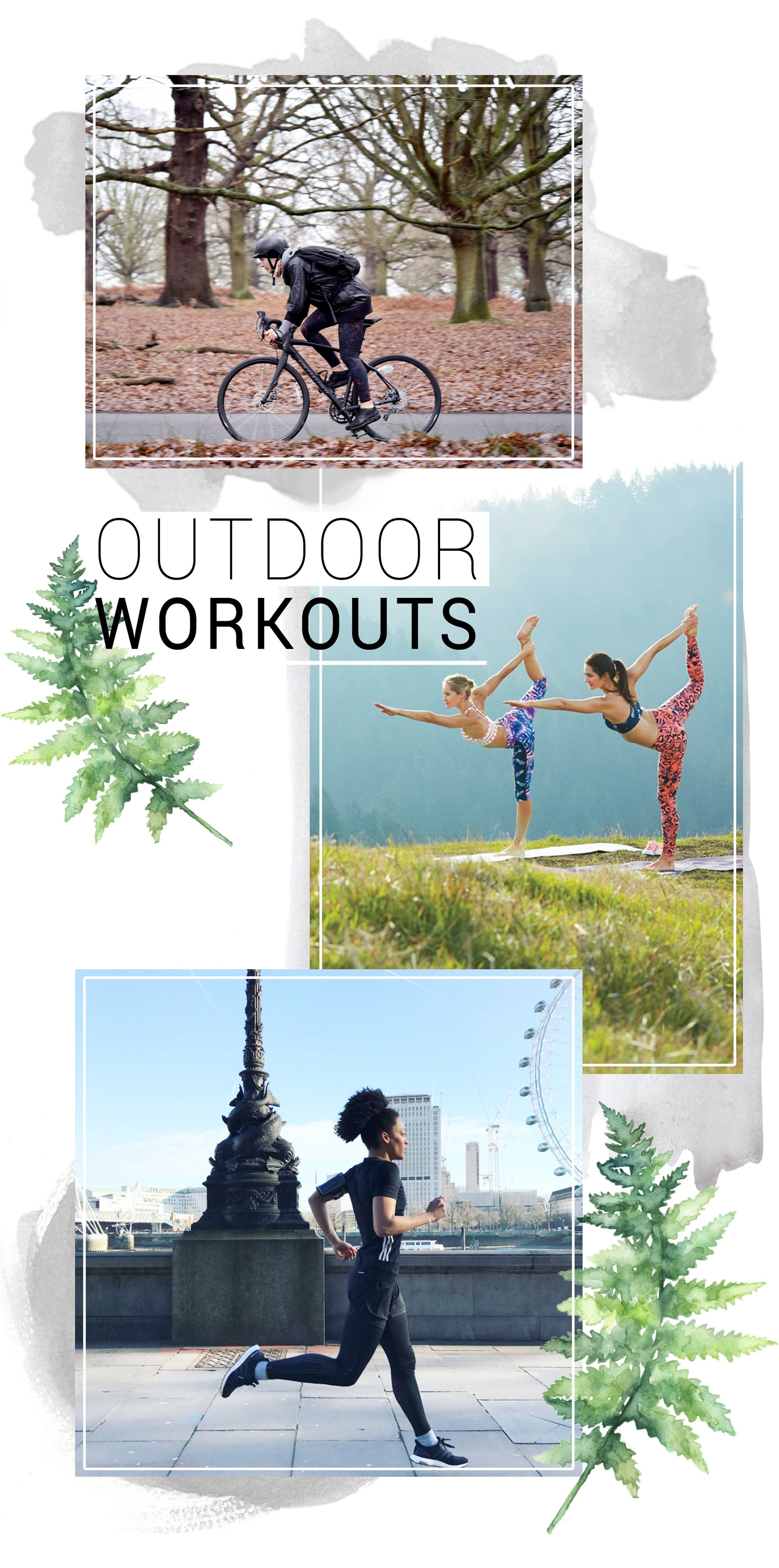 5 Outdoor Workout Ideas for Free Part 1