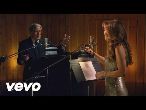 Tony Bennett duet with Thalia - The Way You Look Tonight ft  Thalia