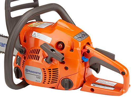 Husqvarna 120 Mark Ii 14 In Gas Chainsaw 2 Gas Chainsaw Chainsaw Husqvarna