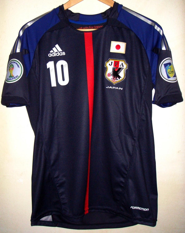 1167e3460b2 Japan football shirt 2012
