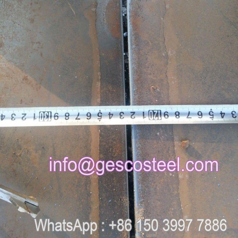 S235j2w Section S235j2w 1 8961 According En 10025 5 1 8961 Alloy Steel Plate 1 8961 Sheet 1 8961 Flat Bar 1 8961 Ro Steel Plate Corten Steel Steel Sheet