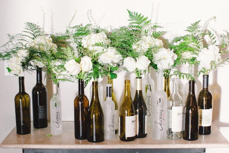 Rustic Inspired Summer Wedding At A Vineyard In Northern