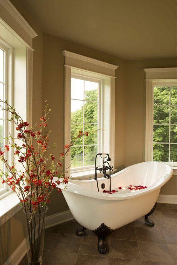 43 Most fabulous mood-setting romantic bathrooms ever | Romantic ...