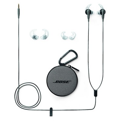 Bose In-ear Headphones (Android/Windows Mobile), Almost Black ...