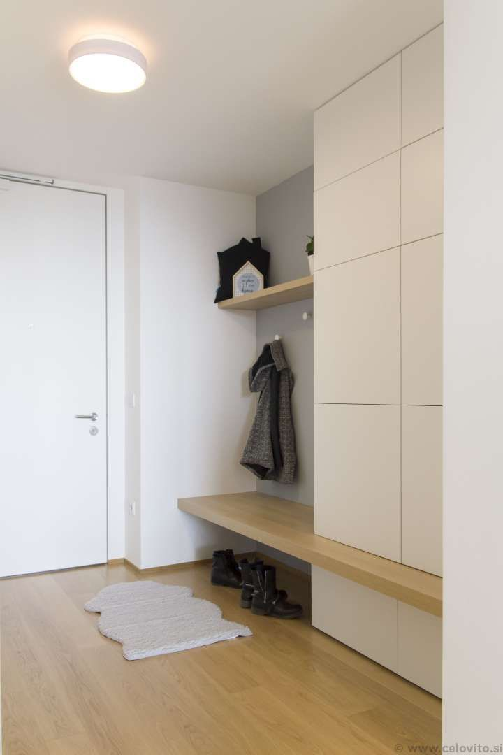 Flur Einbau Deko Modareji Garderoben Eingangsbereich Haus