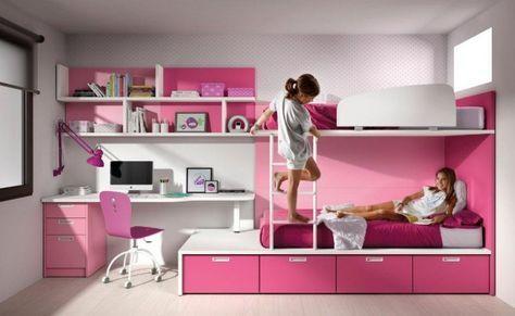Camas Literas Para Niñas For My Kids Bedroom Ideas And More