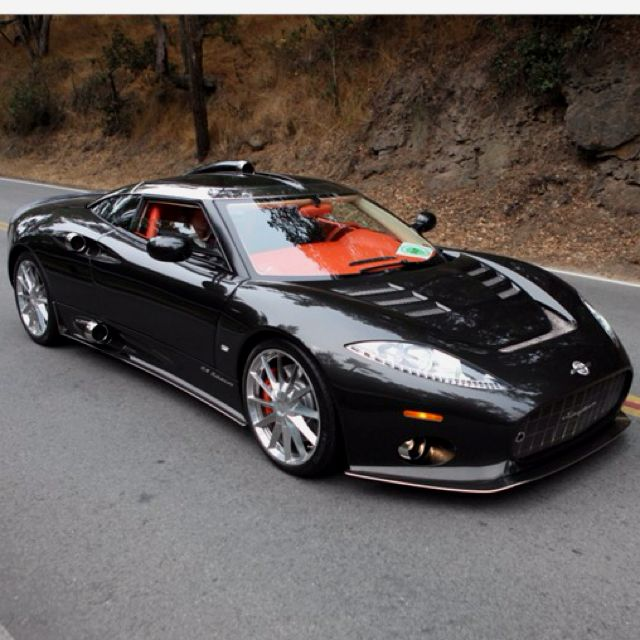 Fastest Supercars: Spyker Dutch Glory Topgear Top Gear
