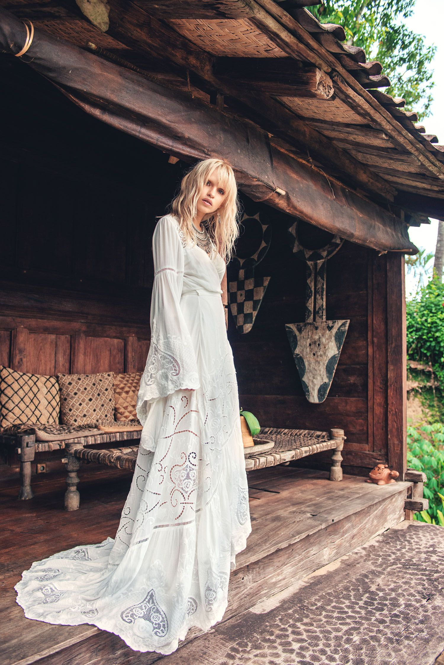 Spell Day 22515 Vestido De Noiva Vestidos Casamento De Dia