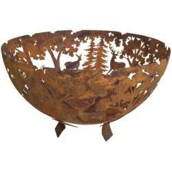 Photo of Cast iron fire bowls