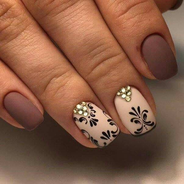 Pin By Annamria Pl On Nail Art Pinterest Manicure And Nail Nail