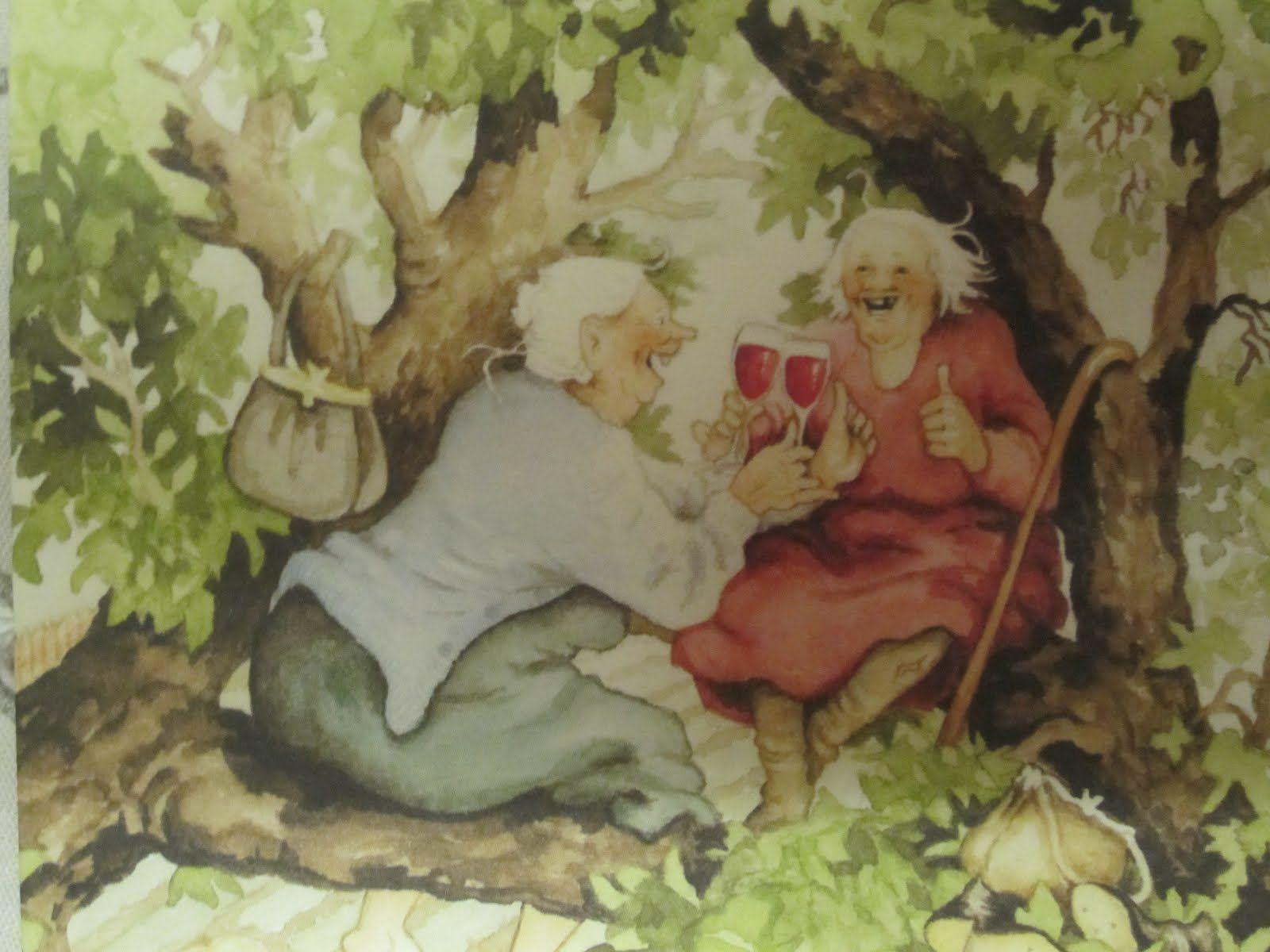 Inge Löök's Grannies #34