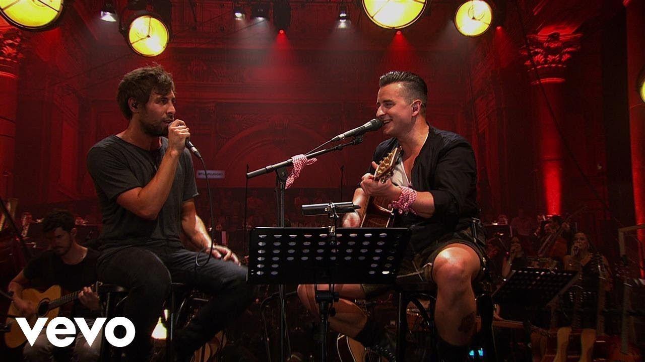 Andrea Berg Diese Nacht Ist Jede Sünde Wert Andreas Gabalier Sie Live From Mtv Unplugged Wien 2016 Ft Max Gi Gabalier Max Giesinger Musik