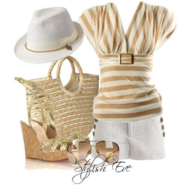 Noha by stylisheve, via Polyvore