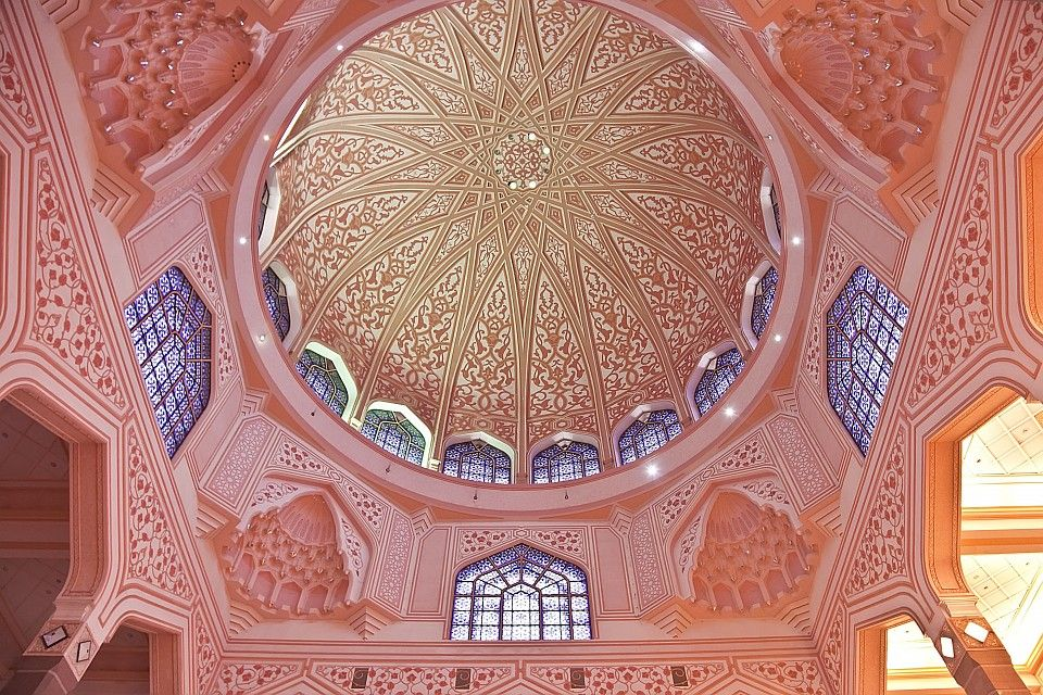 Dome - Putra Mosque | 建築物