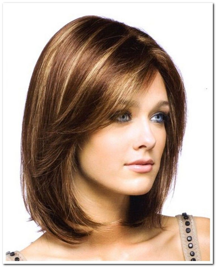 Most Popular Medium Length Hairstyles Photo Gallery Of The Cool Hairstyles For Medium Hair 2014 Peinados Cabello Lacio Peinados Cabello Lacio