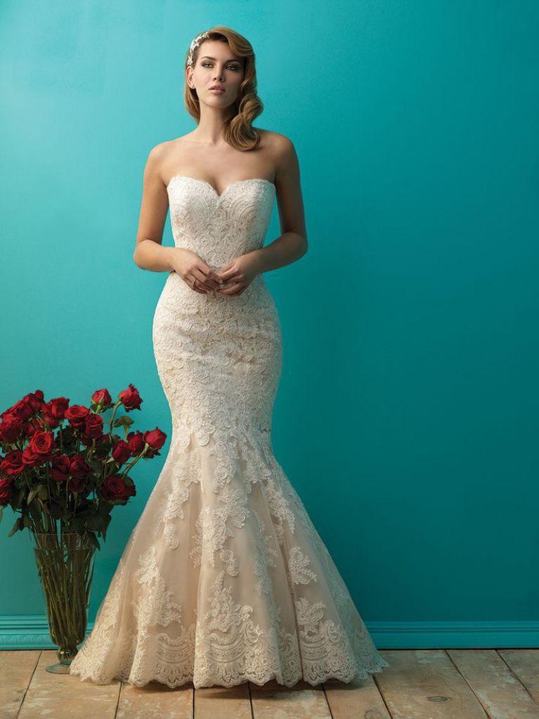 Allure Bridal Gowns Price Range 2016 - http://misskansasus.com ...