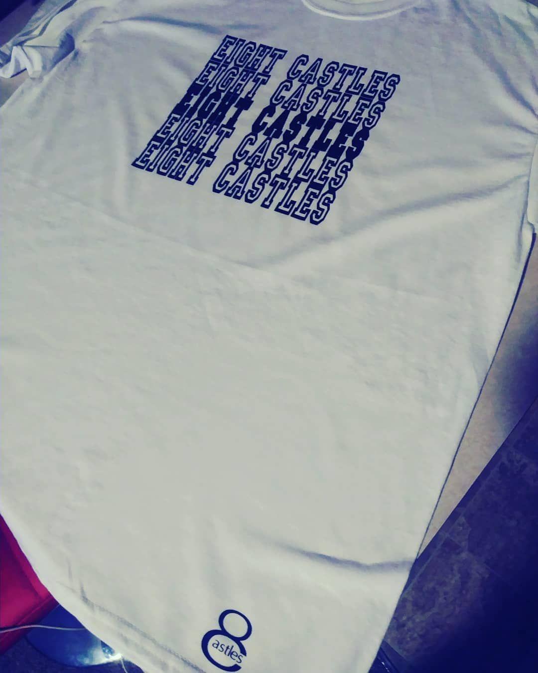 Tshirt by @8castleshirts