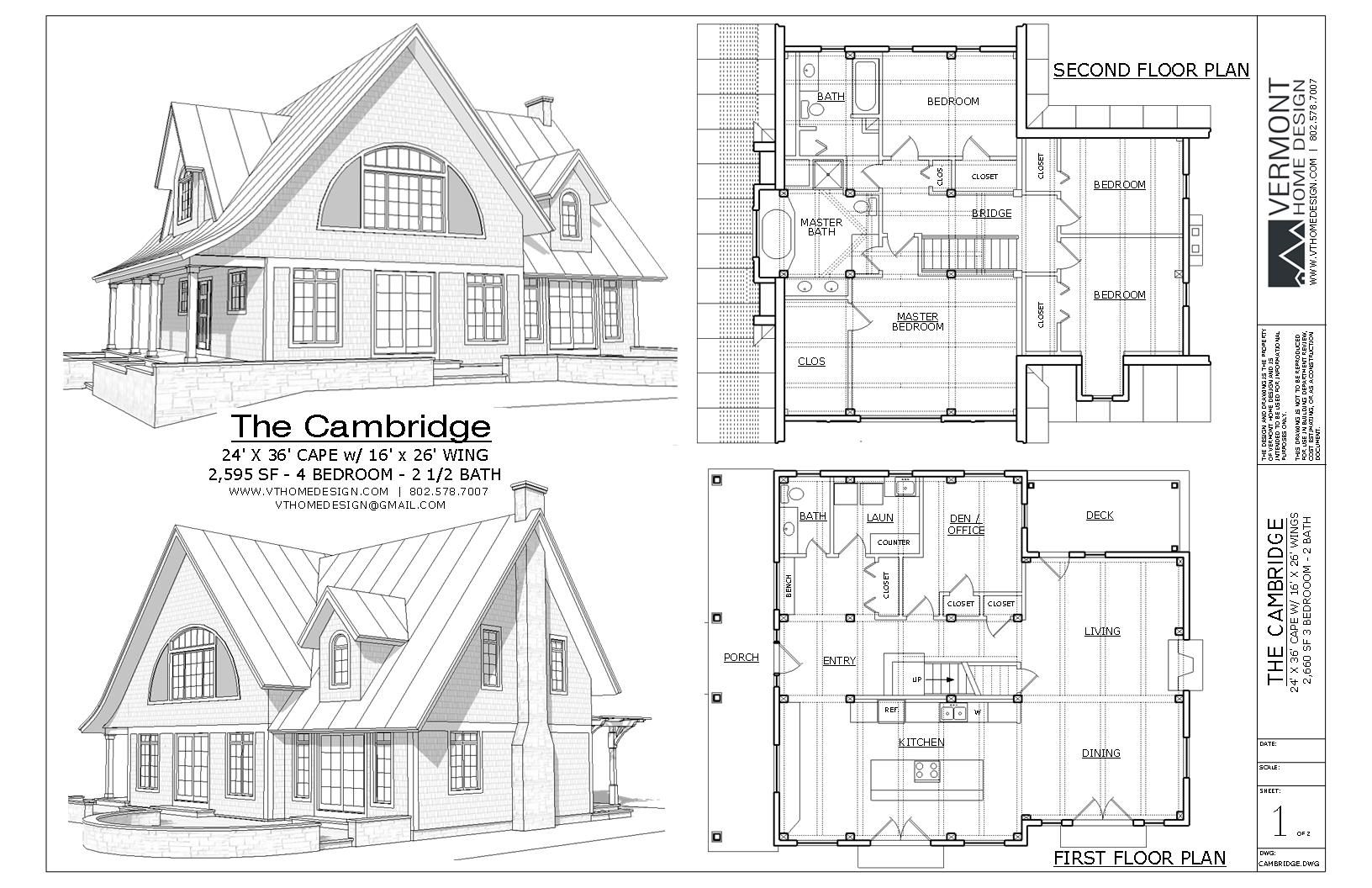 The Cambridge House Plan Timber Frame Total Living Area 2 595 Sq Ft 4 Bedroom 2 5 Bathroom Timber Frame Homes Timber Frame House Plans
