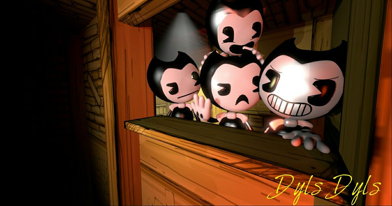 bendy and the ink machine song one hour