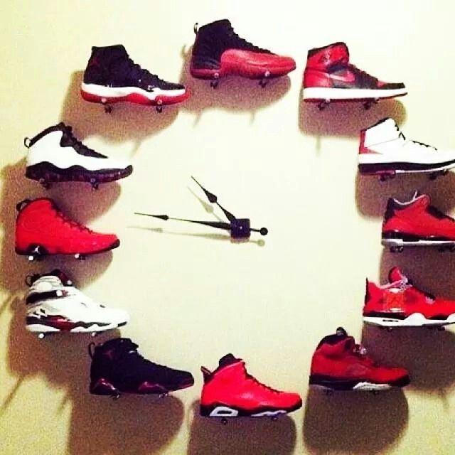 Jordan clock