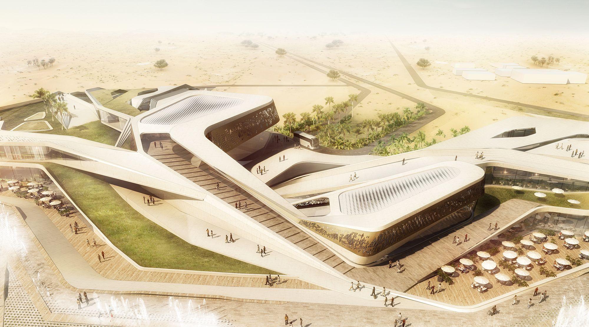 Concept Public Facilities Design Google Render Pinterest Concept Architecture