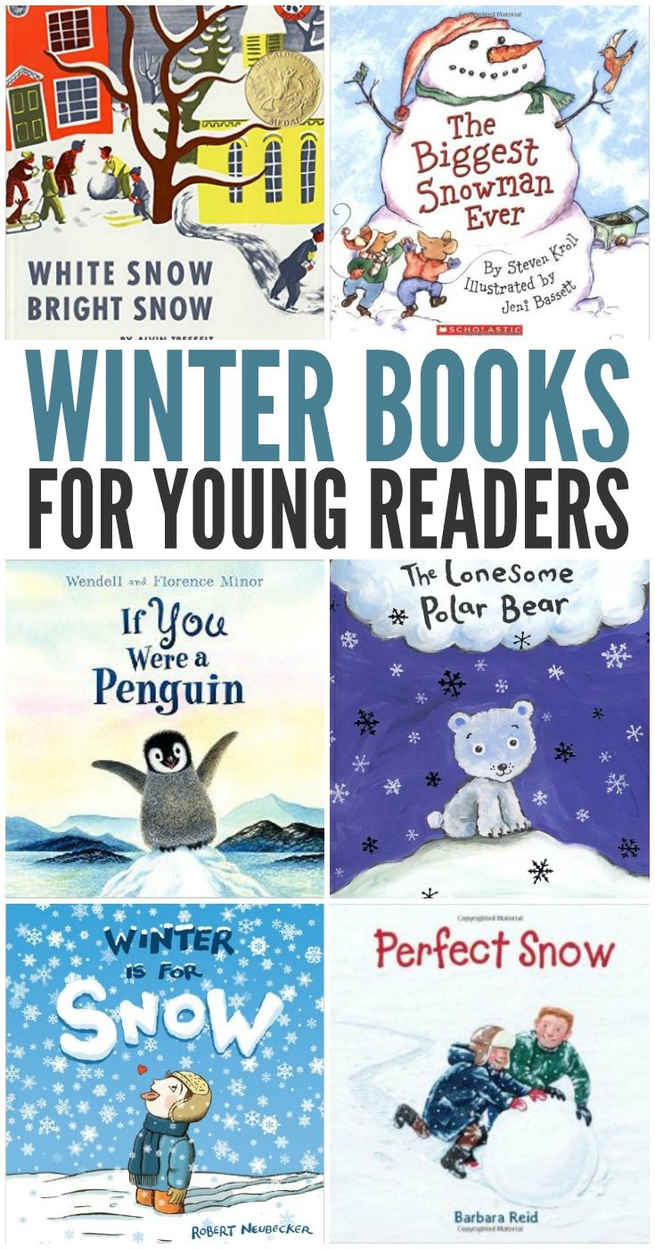 Winter books for Young Readers   Winter books, Books, Young reader