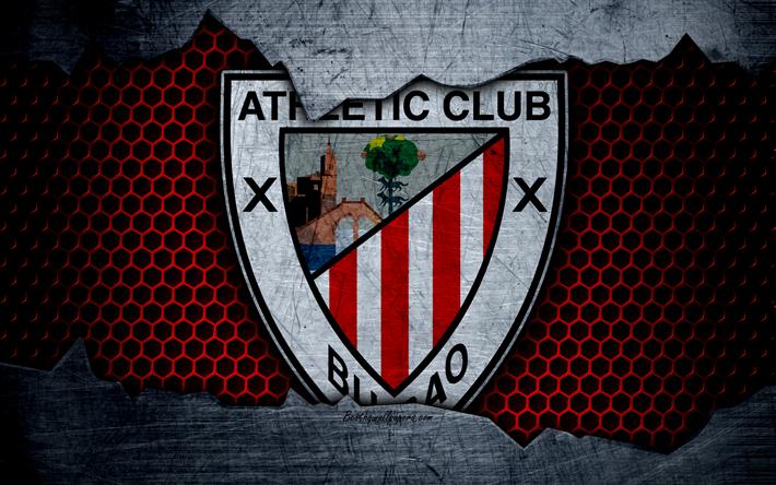 Descargar fondos de pantalla Athletic de Bilbao, 4k, La ...