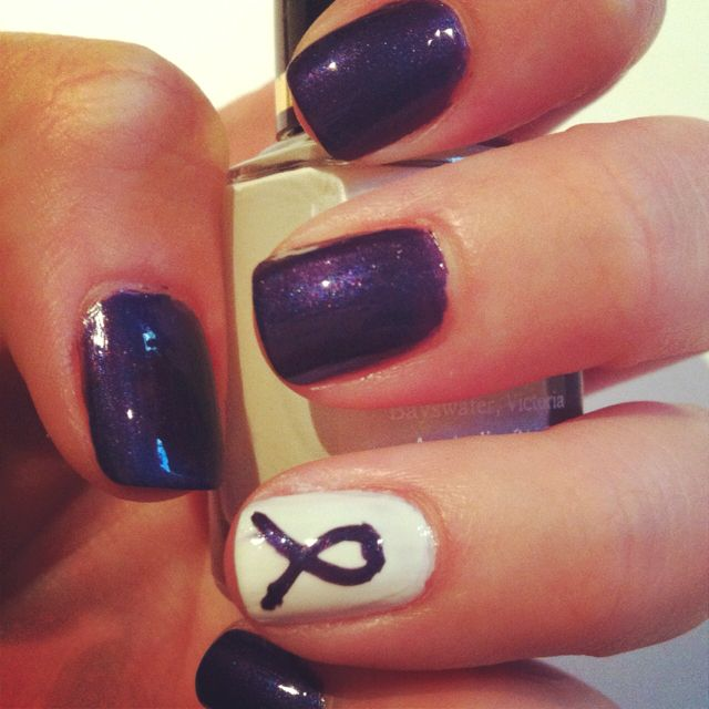 Pin By Epilepsy Foundation Eastern Pa On Epilepsy Awareness Month Nails Hair And Nails Hair Nails Make Up