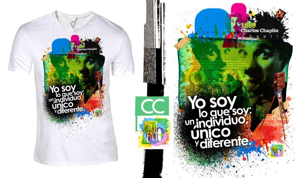 Camiseta CC