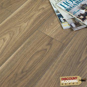 Egger Prestige Mansonia Walnut Is A 7mm Thick Laminate Floor That Is