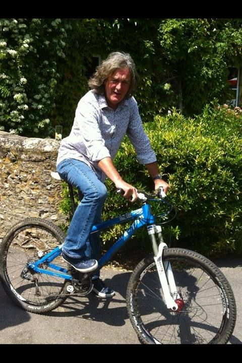 Yes None Other Than Top Gear S James May Looking A Bit Awkward We