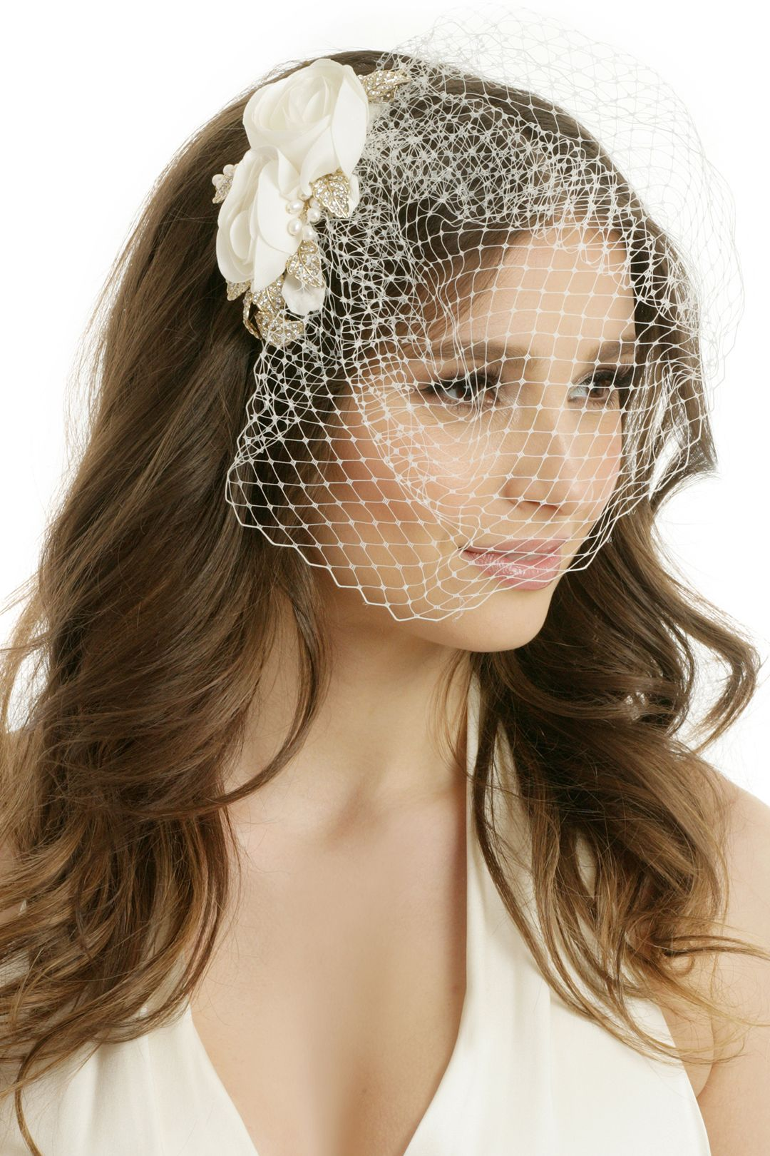 rtr bridal accessories delicate and demure veil $15