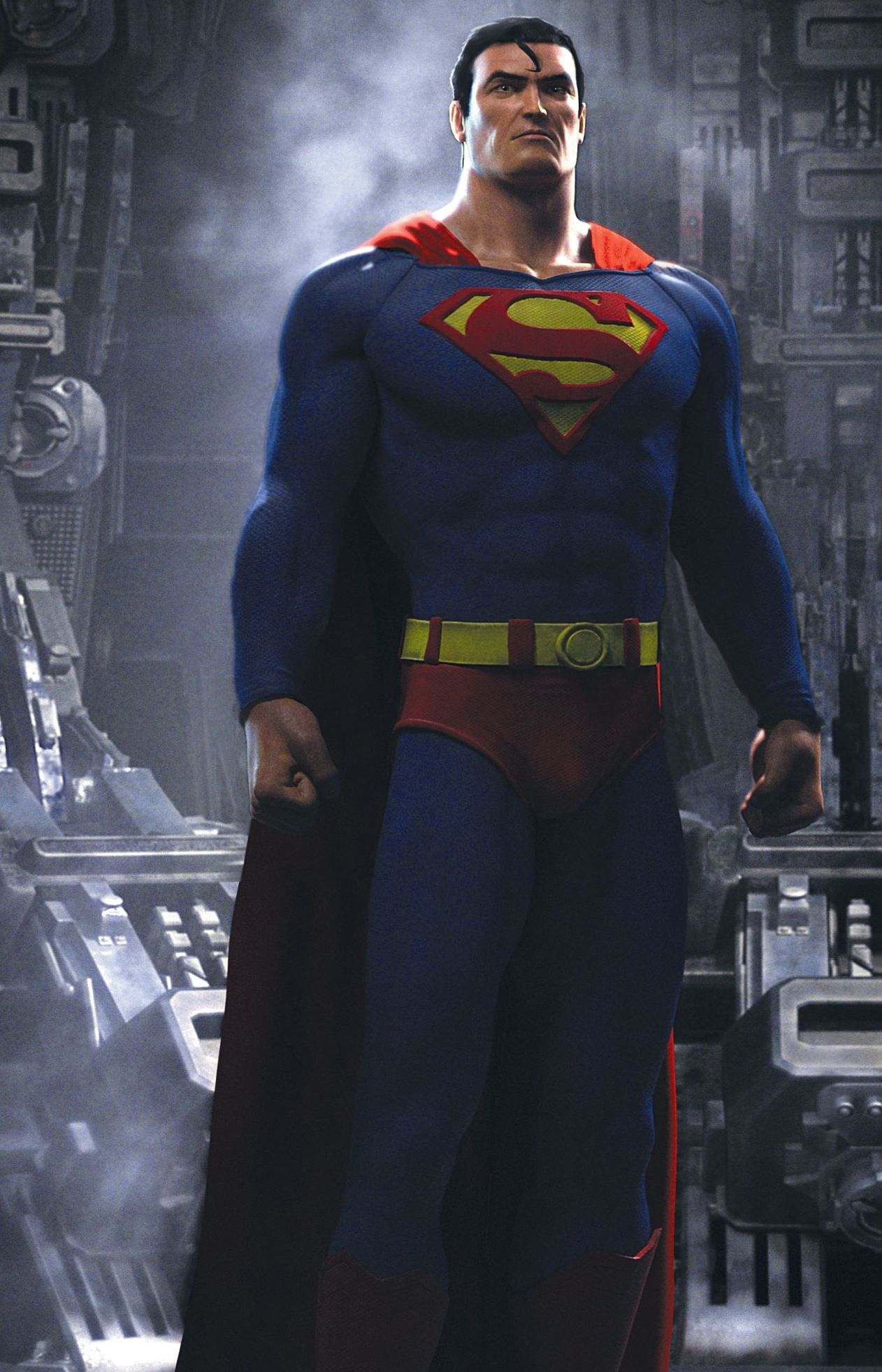 Superman Fan Art Dc Universe Online Legends 2 Cover By Blur The 5 Står åward Of Superman Man Of Steel Superman Movies Batman And Superman