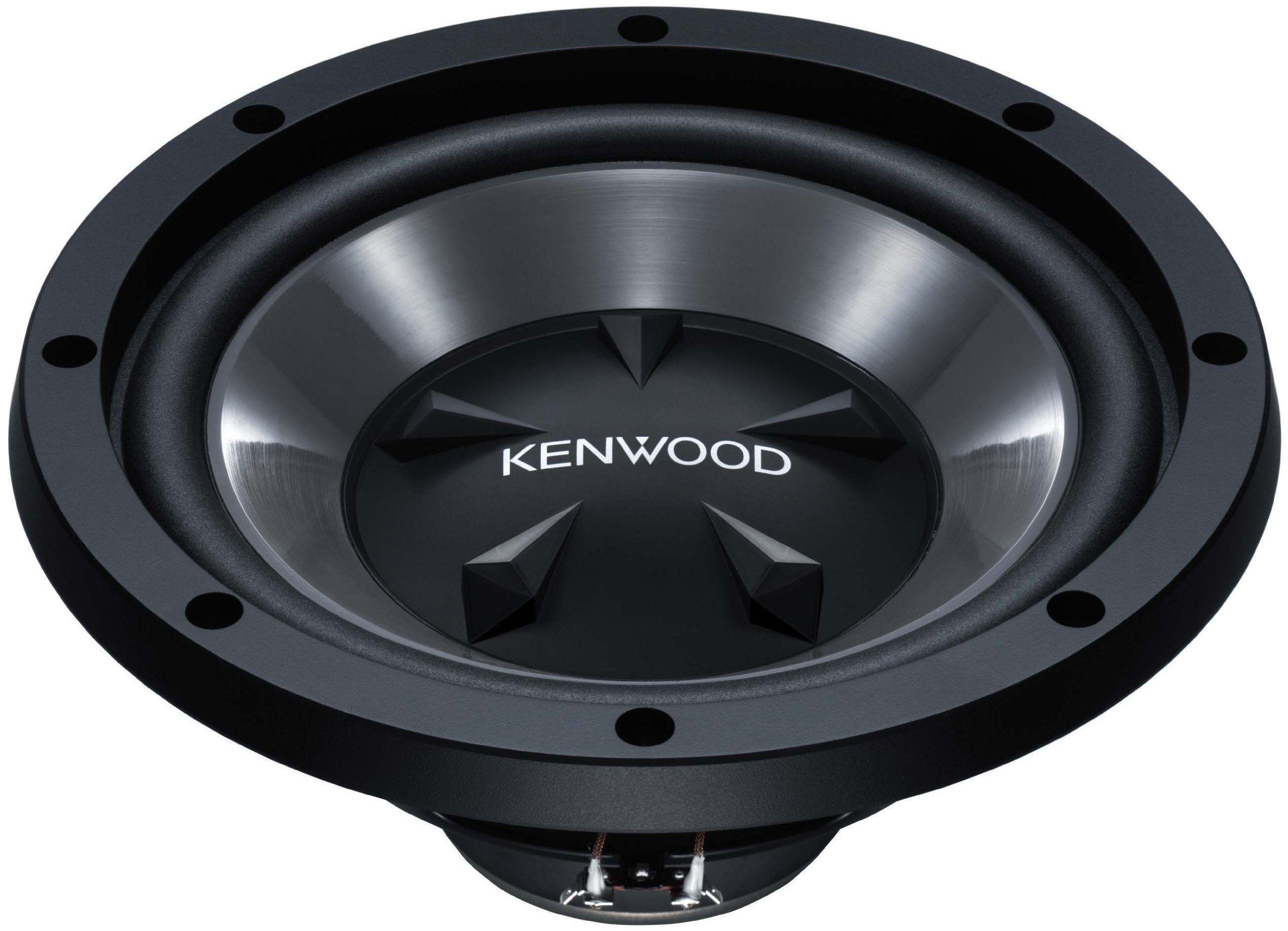 Kenwood Kfc W112s 12 Inch 800w Max Power Subwoofer Set Of 1 Car Amplifier