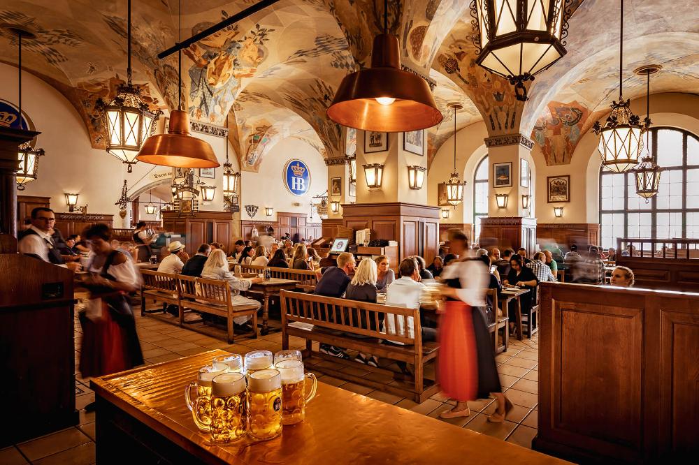 Welcome Hofbrauhaus Munich Germany Munich Travel