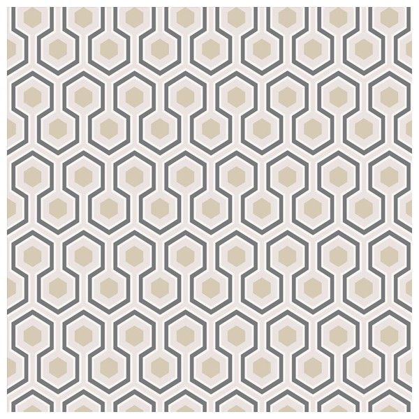 Papier Peint Hicks Hexagon En 2018 D E C O Gold Pinterest