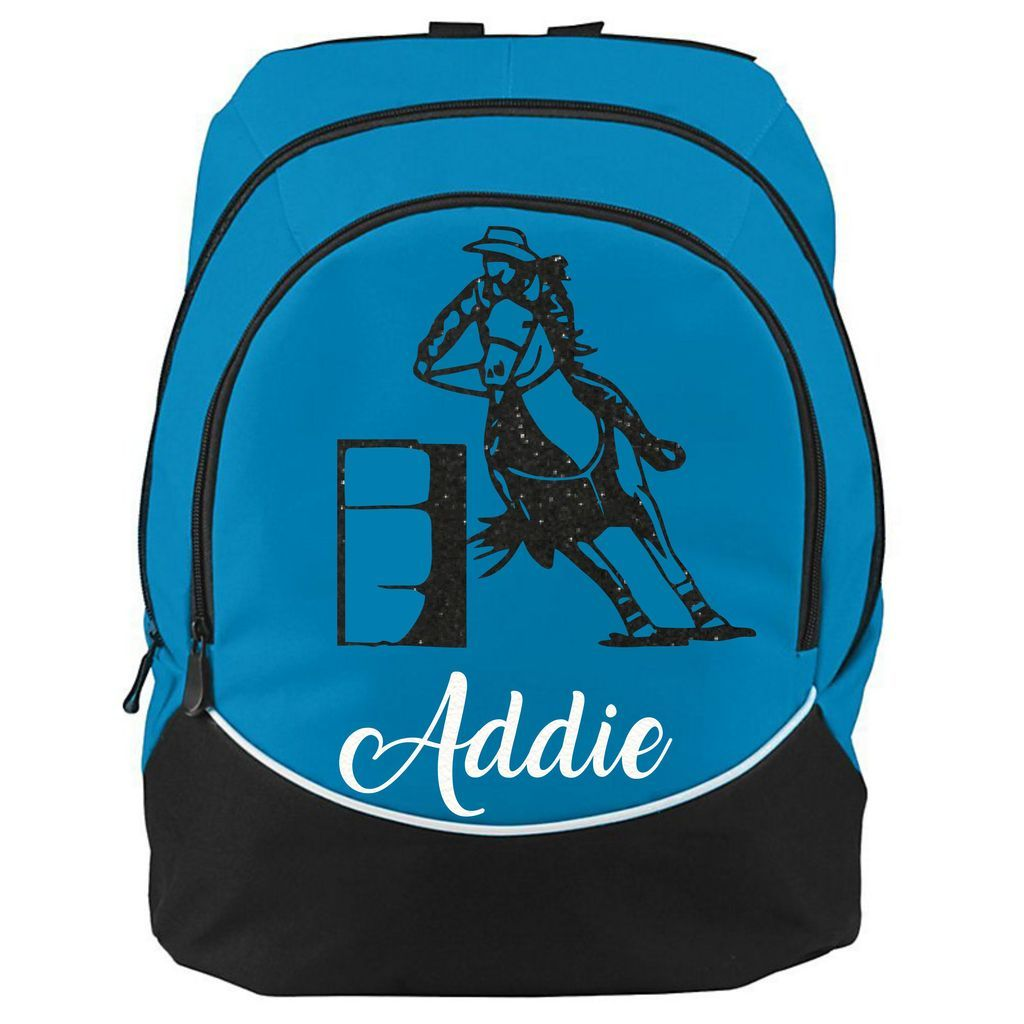 Customized Rodeo Event Backpacks Backpacks Custom Rodeo Events Colorful Backpacks