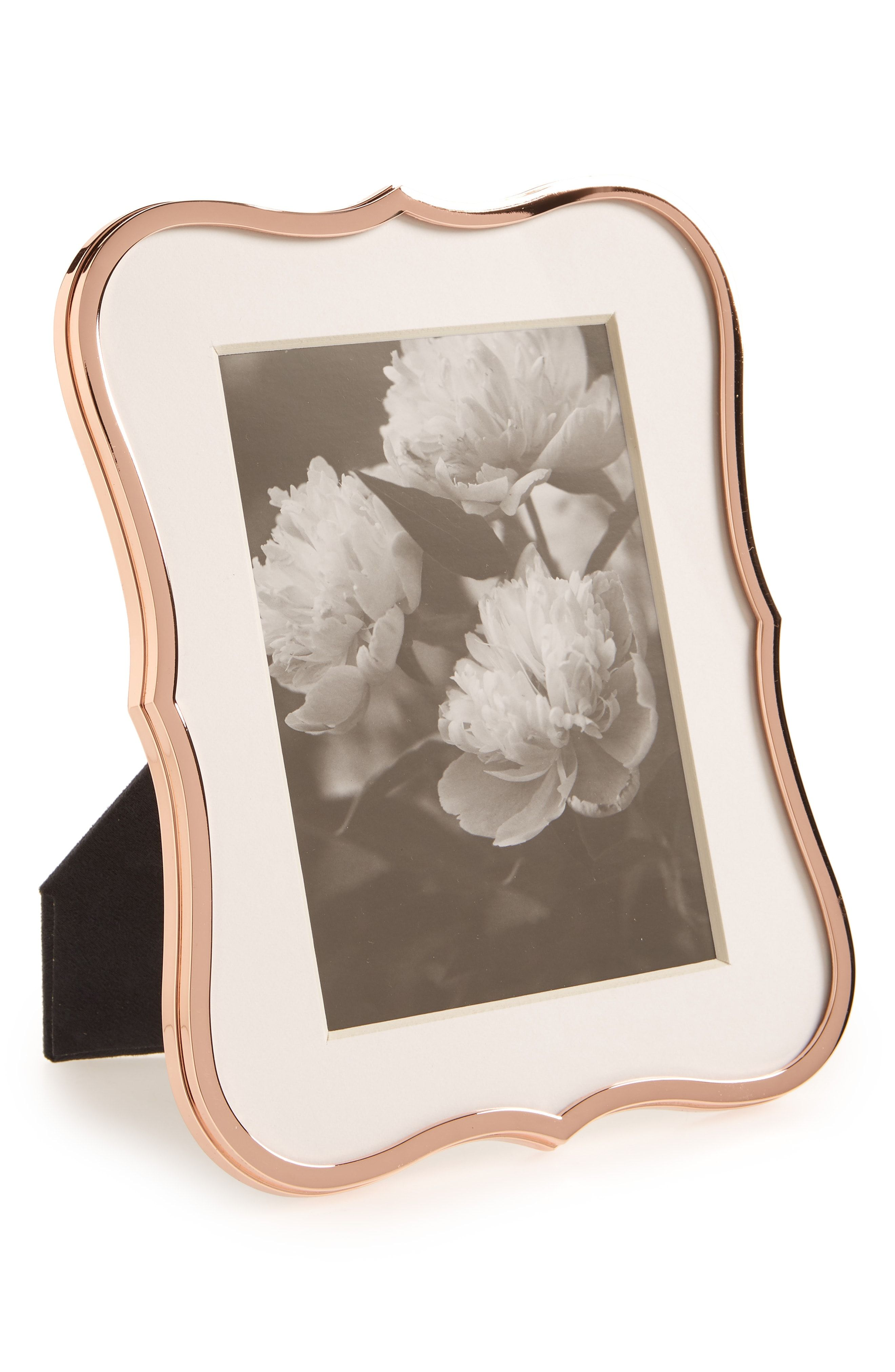 Kate Spade New York Crown Point Picture Frame Christmas Decor