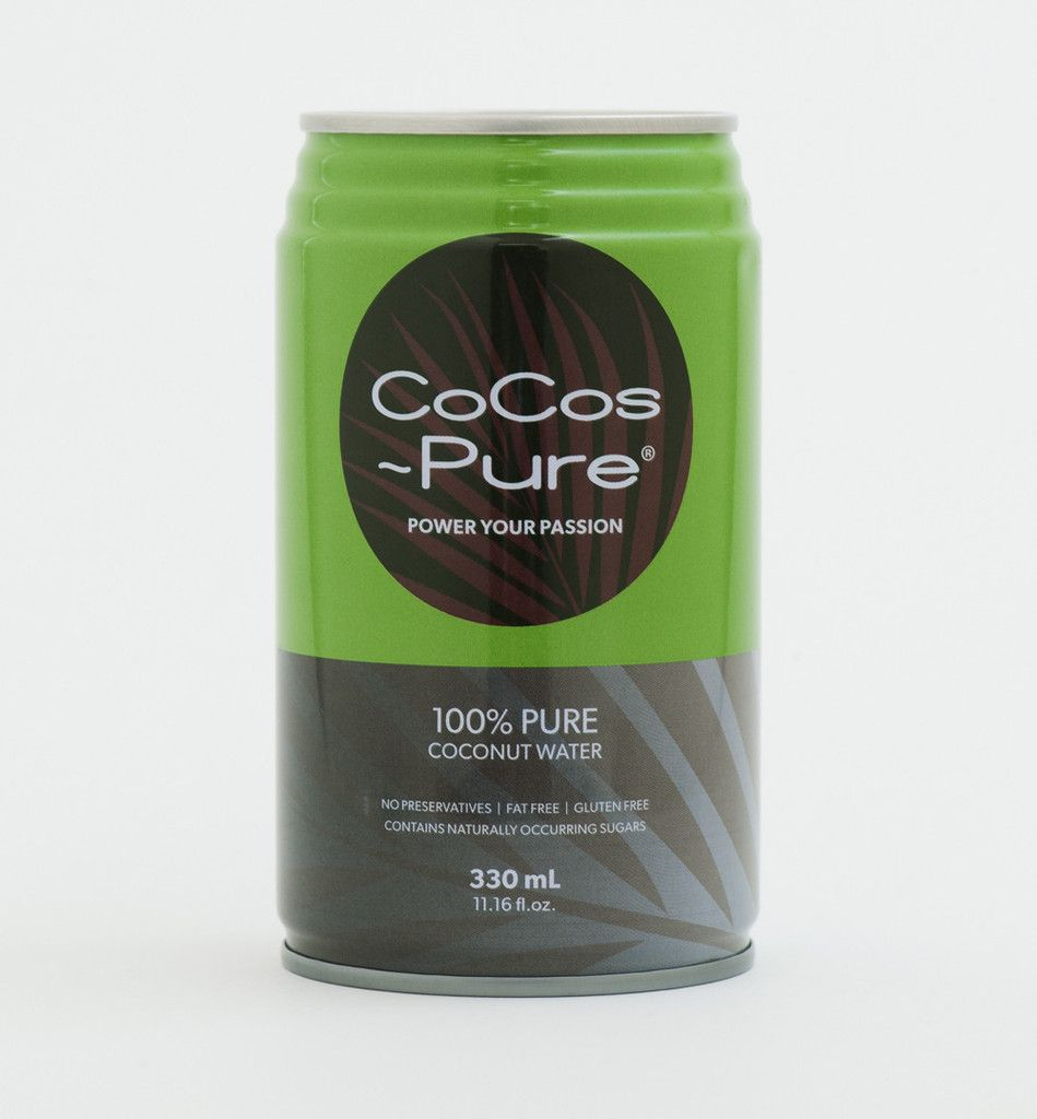 Cocospure 100 pure coconut water available from