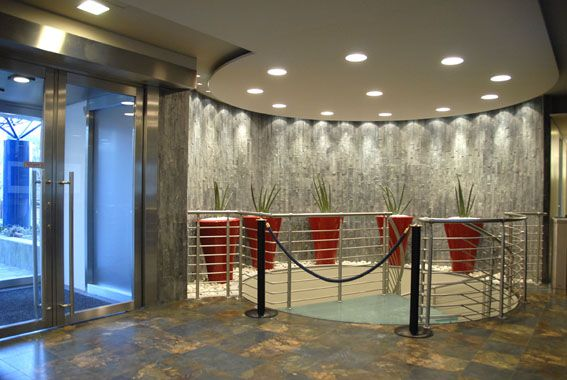 Banca Mediolanum,  Milano - Studio Isacco Brioschi Lighting Buzzi & Buzzi