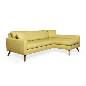 True Modern Dane Apartment Sofa 2500 85 With Images