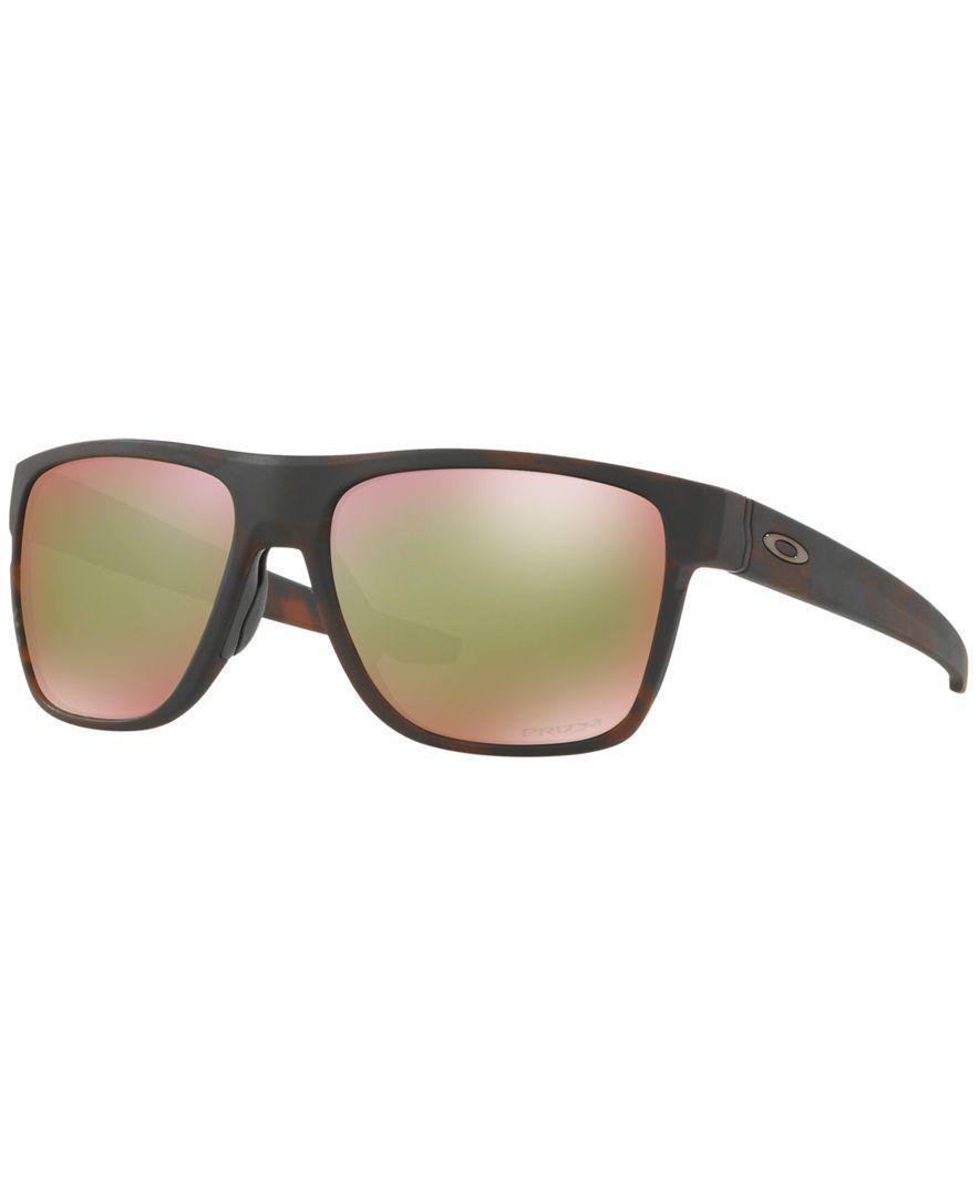 ef70b6283539 authentic oakley polarized crossrange xl prizm sunglasses sunglasses by sunglass  hut men macys 7a860 538d3