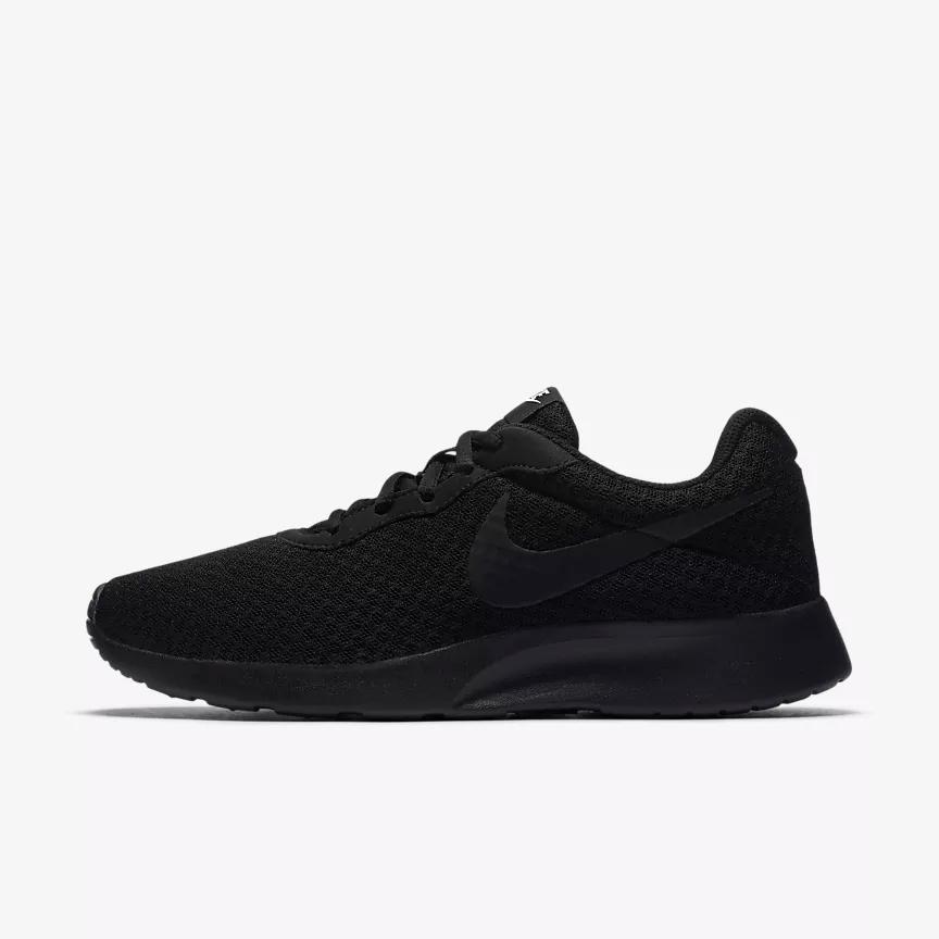 Nike Tanjun Women's Shoe. Nike.com   Black shoes women ...