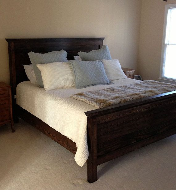The Kellyn Bed In King Pottery Barn Mason Knockoff By Youreunique