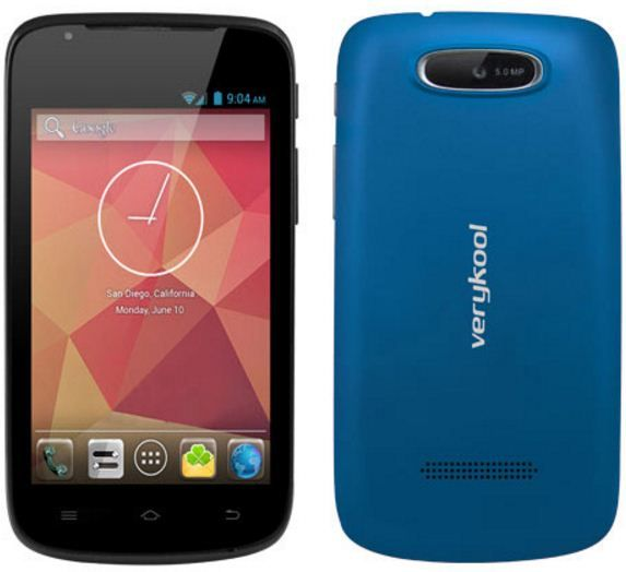 Stock Rom] Verykool S400 Official Firmware Flash Files | Aio